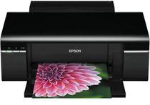 Impressora Tinta Epson Stylus T50 Imprime Em CD/DVD