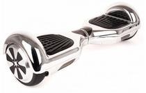 Scooter Eletrico Smart Balance Wheel - Bluetooth - 6.5 - Prata
