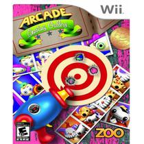Jogo Light Gun Arcade Galery Bundle Wii