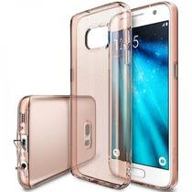 Capa Rearth Galaxy S7 Edge Ringke Air - Rose Gold