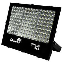 Refletor LED Quanta Sirius 150 de 135W com 13.500 Lumens Bivolt - Preto