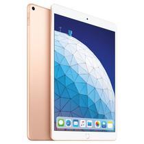 "Tablet Apple iPad Air 3 MUUL2LL/A 64GB / Tela 10.5"" / Cameras 8MP e 7MP - Gold"