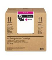 Tinta HP Latex LX600 L Magenta (CC587A) 3-Litros@........