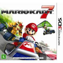 Jogo Mario Kart 7 3DS