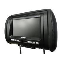 "Tela para DVD Encosto Automotiva Booster BM-7700PLDVD 7"" USB/SD/TV-Preto"