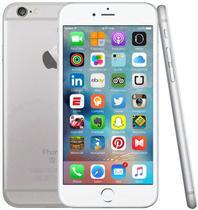 Smartphone Apple iPhone 6S MN0X2BZ/A 32GB Prata - Garantia 1 Ano No Brasil