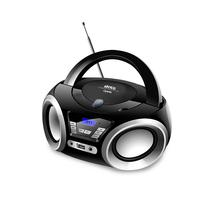 Aparelho de Som Quanta Radio Portatil CD/FM/MP3/USB QTRPB438