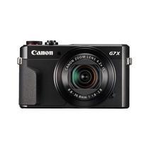 Camera Canon Powershot G7 X Mark II - Preto (Carregador Europeu)