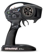 Controle Transmissor Tqi Traxxas TRA6528 2 Canais Preto