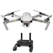 "Drone Dji Mavic Pro Platinum Cmos 1/2.3"" de 12MP/4K 30 Minutos de Voo - Platino"
