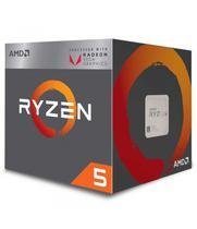 Processador AMD AM4 Ryzen R5-2400G 3.9GHZ/6MB (C/Cooler)