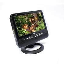 Tela BAK 9940 9POL/ TVSD/ USB/ Suporte/ Maleta