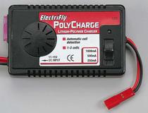 Great Planes Electrifly Polycharge Lipo 1-3 Cell DC Charger GPMM3010