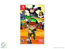 Jogo Ben 10 Nintendo Switch*