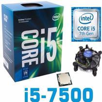 Processador Cpu Intel i5-7500 3.4GHZ 6MB LGA1151 7AG