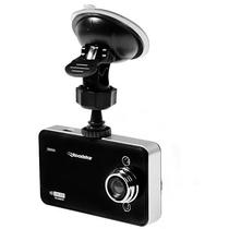 "Camera Automotiva Roadstar RS-520DVR 3MP com Tela de 2.4"" - Preta"