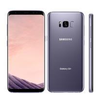 Smartphone Samsung Galaxy S8+ SM-G955F 1 Sim 64GB de 6.2 12MP/8MP Os 7.1 - Cinza