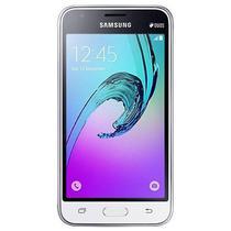 "Smartphone Samsung Galaxy J1 Mini Prime SM-J106H/DS Dual Sim 8GB 4.0"" 5MP/VGA - Branco"
