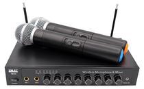Microfone Sem Fio Duplo BLG TM-V5