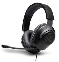 Fone de Ouvido JBL Quantum 100 com Fio Over-Ear - Preto