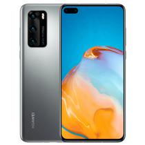 Smartphone Huawei P40 ANA-LX4 DS 8/128GB 6.1 50+16+8MP/32MP+Irtof E10.1 - Silver Frost