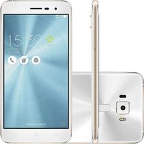 "Smartphone Asus Zenfone 3 ZE520KL 32GB Lte Dual Sim 5.2""Cam.16MP+8MP-Branco"