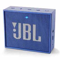 Caixa de Som JBL Go Azul