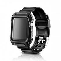 Pulseira + Case 4 Life para Apple Watch 38MM - Preto