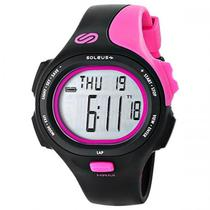 Relogio Soleus SH009-011 PR HRM BLK/Pink $