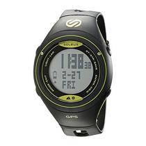 Relogio GPS Soleus Cross Country SG005-052 - Preto/Verde
