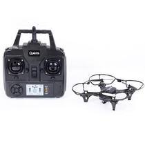 Mini Drone Quanta QTMDC2055 Wi-Fi 2.4GHZ com Camera - Preto