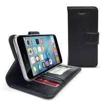 Estojo Iluv iPhone 8 Diary AI7DIARBK Preto
