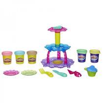 Massageador Hasbro Hasbro Play Doh Cupcake Tower A5144