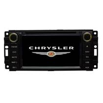 Central Multimidia Booster Jeep/ Chrysler/ Dodge/ Cherokee 2008/ 2013