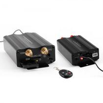 Rastreador Veicular Powerpack GPS-TK103 Cartao SD / Cartao Sim / Bivolt - Preto