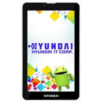 Tablet Hyundai HDT-7427GH 4Core / 3G / Memoria 8GB - Branco