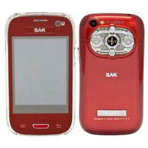 Celular BAK BKS-3 CTV Dual Chip 4BD Vermelho