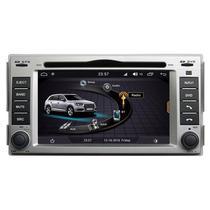 Central Multimidia Winca Hyundai Santa Fe Old L008D 6.2 Android 6.0.1