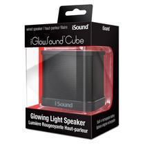 Caixa de Som Isound Iglowsound Cube Preto