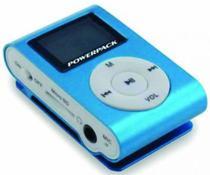 MP3 Powerpack MPTF-L18 Shuffle Azul.