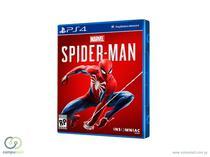 Jogo Spiderman Playstation 4*
