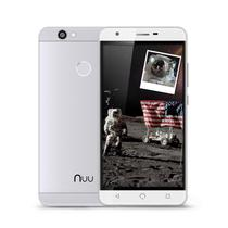 Celular Nuu Mobile X5 Dual Sim 32GB Tela 5.5 13MP/5MP Os 7.0 - Prata