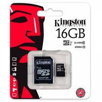 Cartao de Memoria Kingston 16GB Classe 10