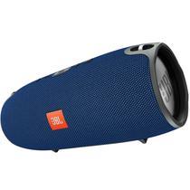 Caixa de Som JBL Xtreme 40W com Bluetooth/USB Bateria 10.000 Mah - Azul