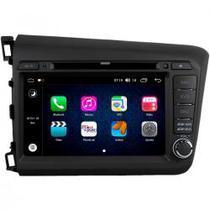 Mult Aikon X2 Android 8.1 Honda Civic 15/16 Preto AK-36041C-DSP