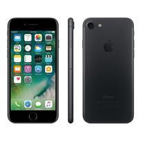 Celular Apple iPhone 7 - 32GB (1778)Preto (Rec)