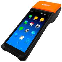 Impressora Termica Go Link GL-V2S - Bluetooth - 58MM - Preto e Laranja