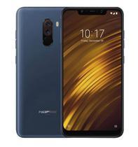 Celular Xiaomi Pocophone F1 64GB/ 4G Lte/ 2SIM/ Tela de 6.18/ CAM12MP+5MP e 20MP-Azul