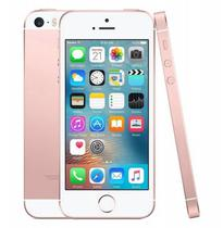 Celulares Apple iPhone Se 32GB A1723 Dourado/Rosa
