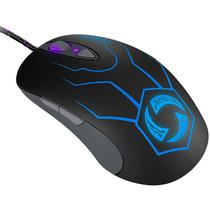 Mouse Gaming Optico Steelseries Heroes Of The Storm com 5670CPI/USB - Preto/Azul